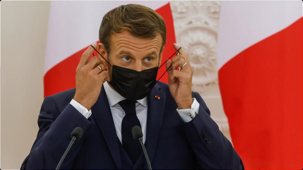 Франция вернётся к режиму полной самоизоляции