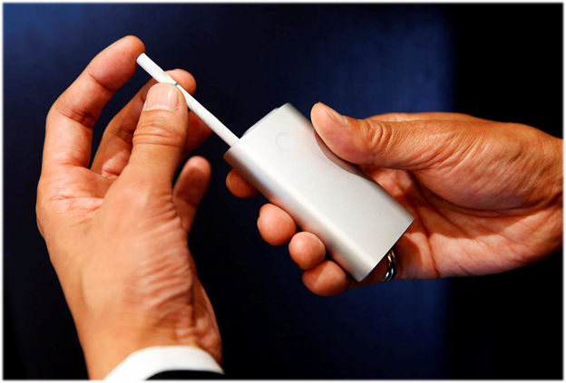 табачная изделия для нагревания